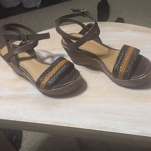 Mossimo Strappy Wedge Sandal